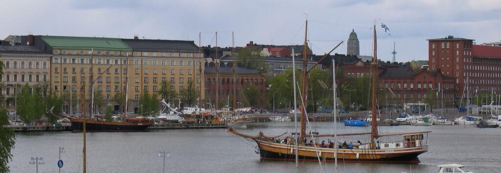 Kruununhaka-Helsinki-As-Seen-From-Katajanokka